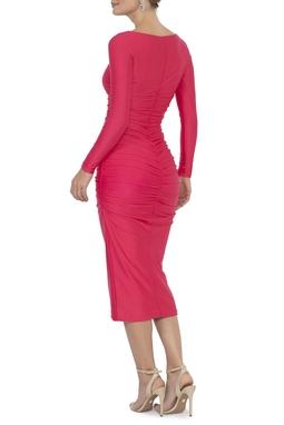 Vestido Kooe Pink