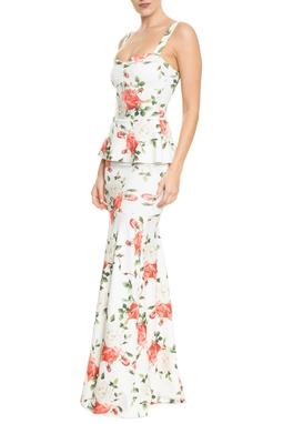 Vestido Lafaiete Flower