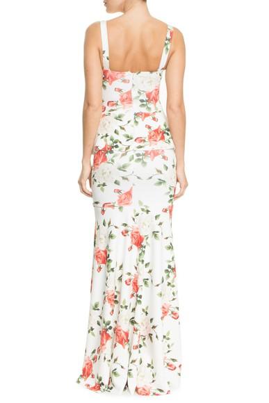 Vestido Lafaiete Flower Jodri