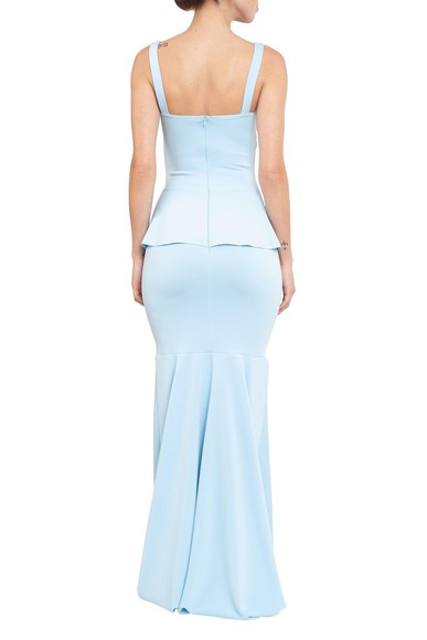 Vestido Lafaiete Light Blue Jodri