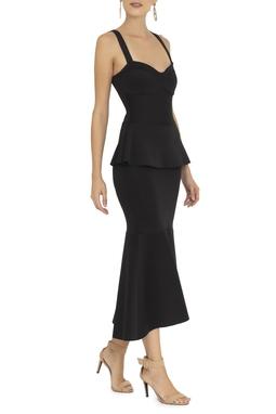 Vestido Lafaiete Midi Black