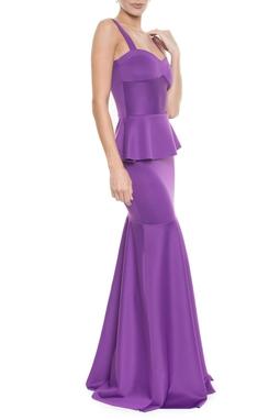 Vestido Lafaiete Purple