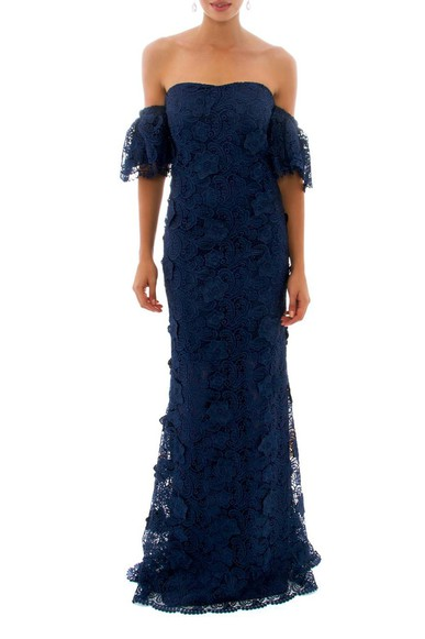 Vestido Lazuli Carina Duek