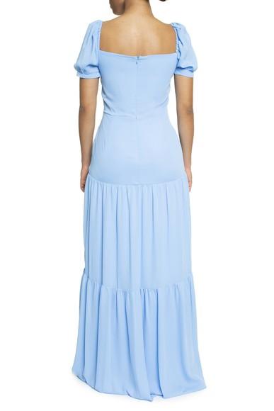 Vestido Leandra Basic Collection