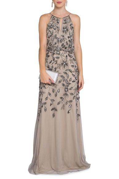 Vestido Libra Adrianna Papell