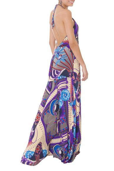 Vestido Likoi Adriana Barra
