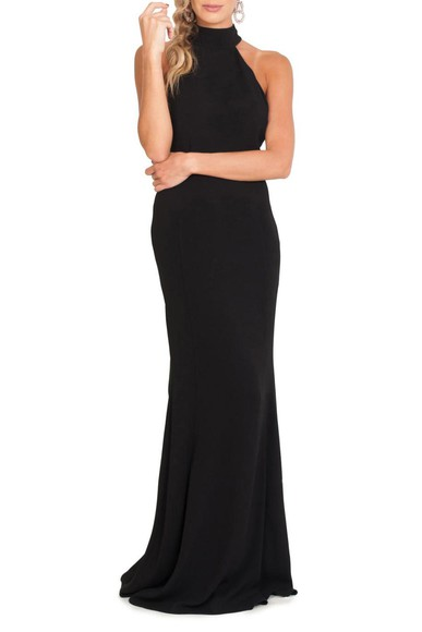 Vestido Lilita Black Carina Duek