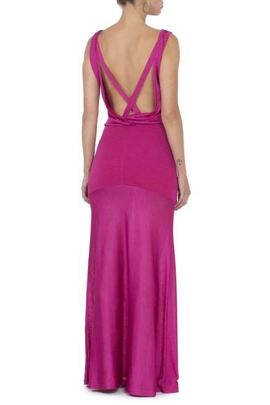 Vestido Luara Pink Théa