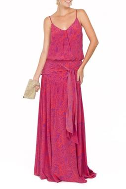 Vestido Madureira Pink