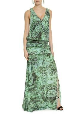 Vestido Malor Green