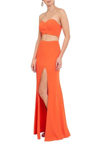 Vestido Marcela Orange Carina Duek