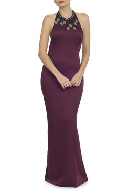 Vestido Maricota Purple