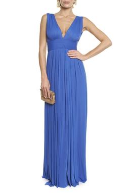 Vestido Marieta blue