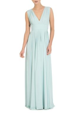 Vestido Marieta Light Blue