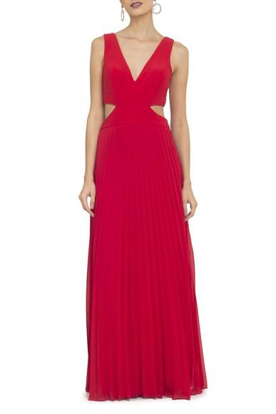 Vestido Melisandre Basic Collection