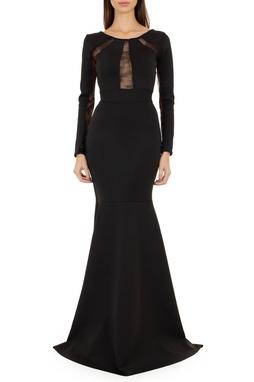 Vestido Middle Black