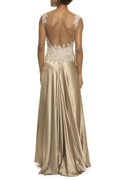 Vestido Mirabela Essential Collection