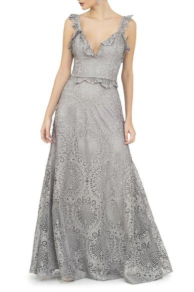 Vestido Mormont Silver Kika Simonsen