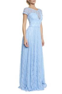 Vestido Murta Blue
