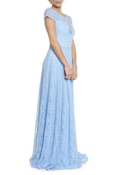 Vestido Murta Blue Anamaria Couture