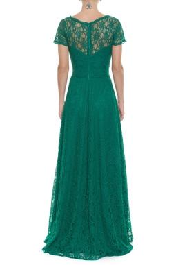 Vestido Murta Green