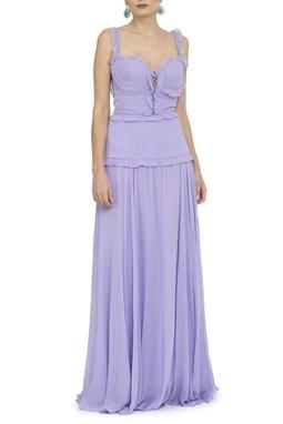 Vestido Myrcella Lavanda