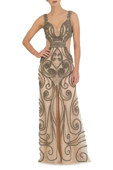Vestido Nabhan Prime Collection