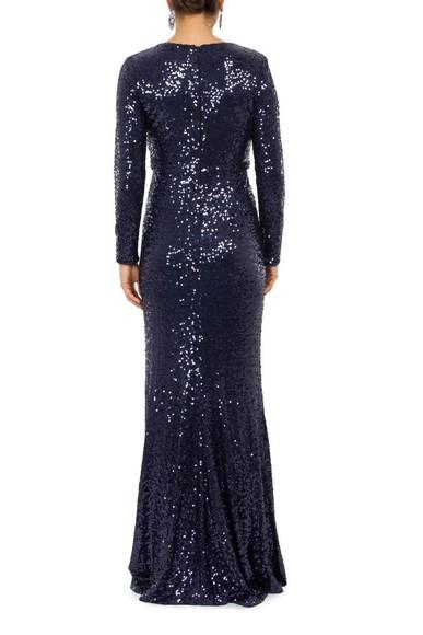 Vestido Nathalia Badgley Mischka