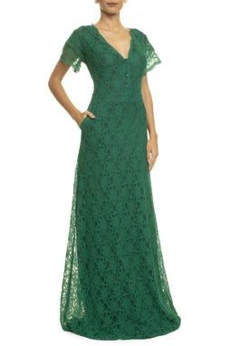 Vestido Negini Green