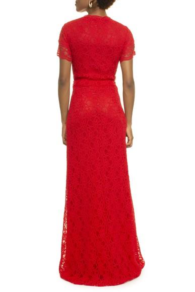 Vestido Negini Red Anamaria Couture