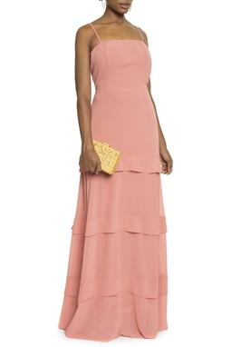 Vestido Nise Coral