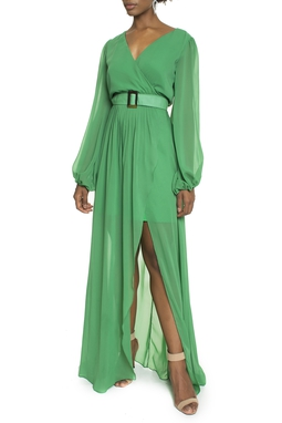 Vestido Nogue Green