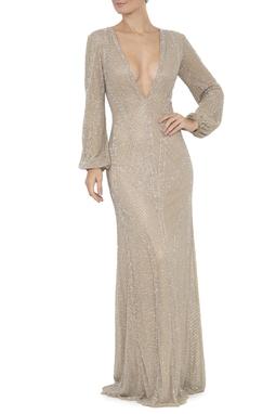 Vestido Nuri Silver
