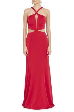 Vestido Oscar Red