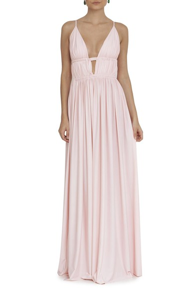 Vestido Pacce Light Pink Anamaria Couture