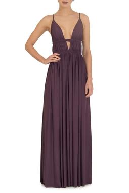 Vestido Pacce Purple