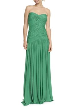 Vestido Padma Green