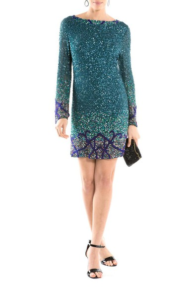 Vestido Party Nicole Miller