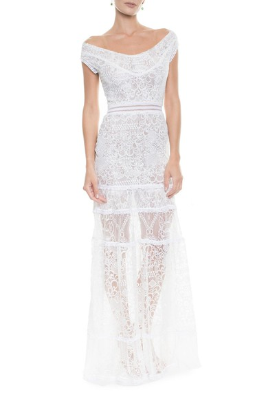 Vestido Pasdra Anamaria Couture