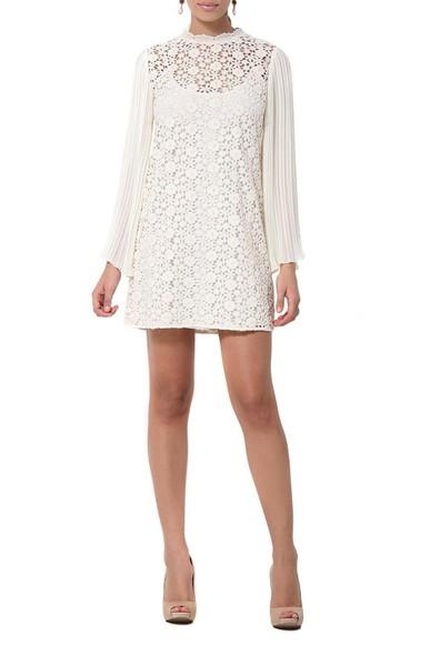 Vestido Paula - Off White Lia Souza