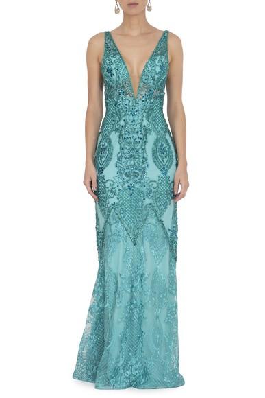 Vestido Pepri Green Essential Collection