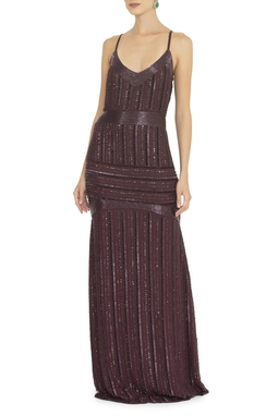 Vestido Persa Purple