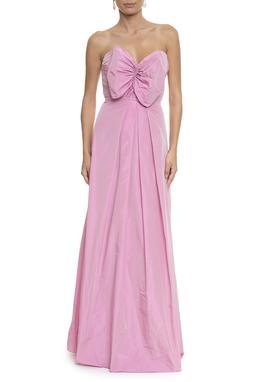 Vestido Pink Lace