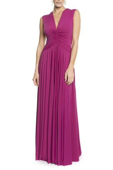 Vestido Pinotti Pink Anamaria Couture