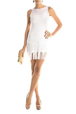 Vestido Poliana Branco