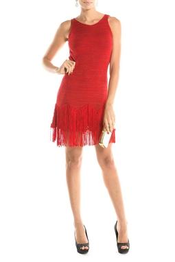 Vestido Poliana Red