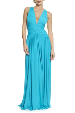 Vestido Pomona X Blue