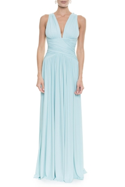 Vestido Pomona X Light Blue