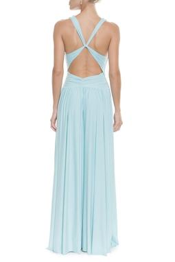 Vestido Pomona X Light Blue