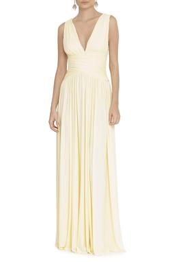 Vestido Pomona X Light Yellow